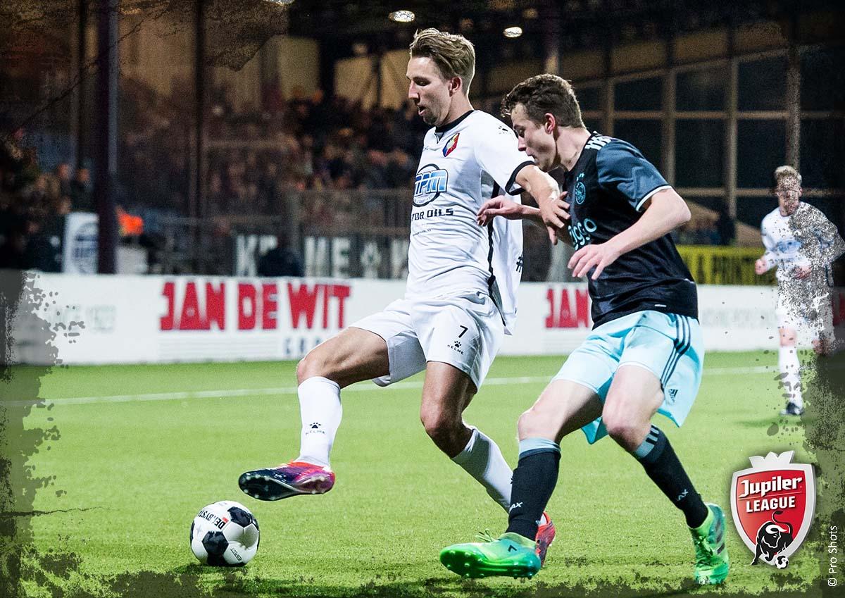 Keuken Kampioen Almere : Telstar aanvaller fabian serrarens keuken kampioen divisie