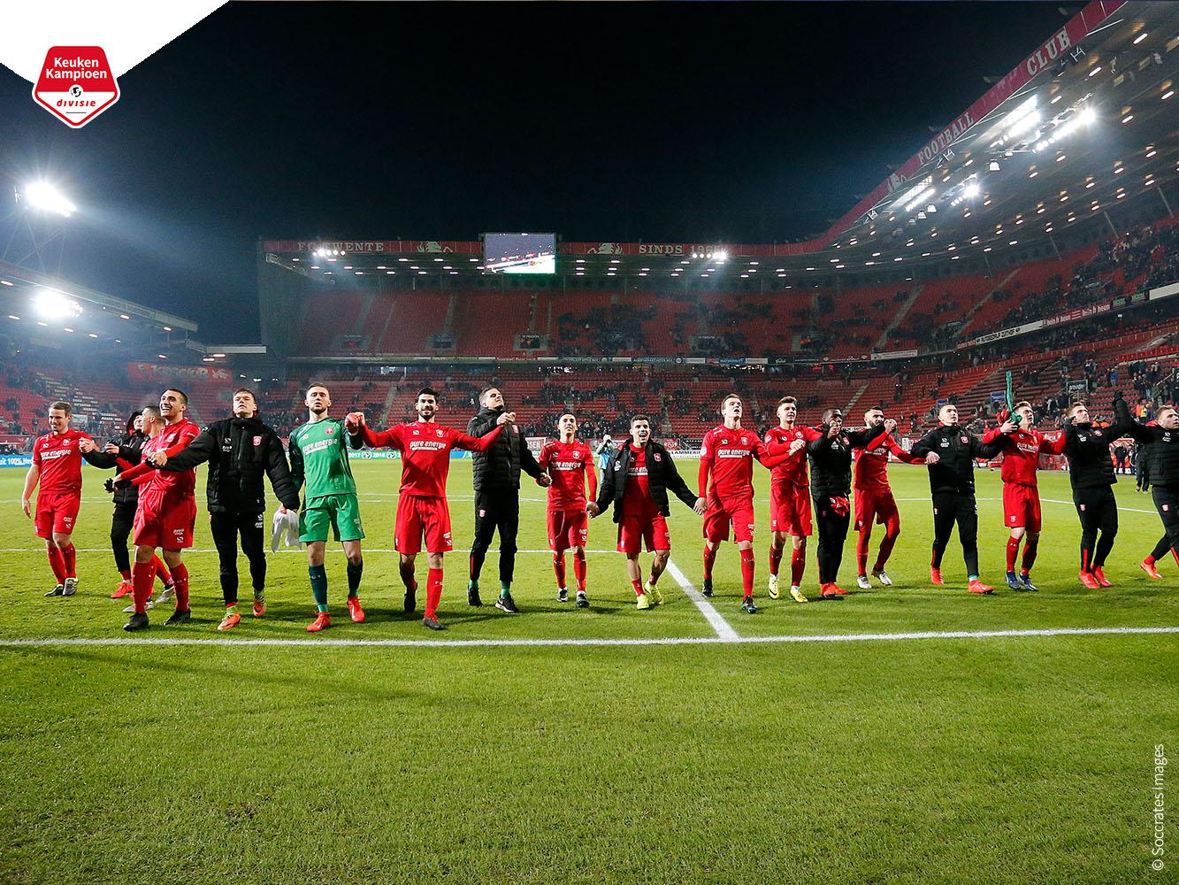 Keuken Kampioen Rotterdam : Sparta rotterdam fc twente wedstrijd van de tegenstellingen