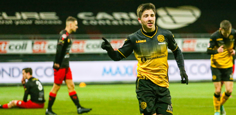 Talentscout Benjamin Bouchouari Keuken Kampioen Divisie